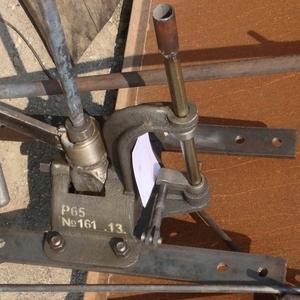 Механизм переводной пр.1709.00 новый и  сг,  в комплекте с тягами  на с