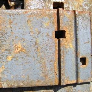 Подкладка Д50 железнодорожная ГОСТ 12135-75 на складе.