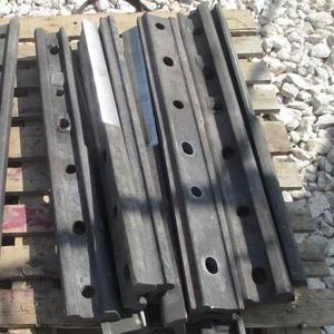 Накладка стыковая переходная для рельс Р50Р43 на складе.