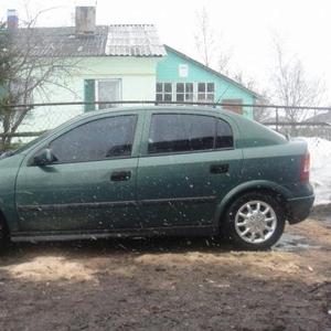 Продам автомобиль Опель Астра 06.2001