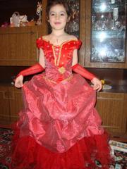 Платье для выпусконого вечера