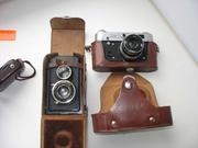Продаются Фотоаппараты ФЭД3 и Брилиант(Германия)