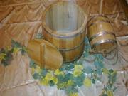 дубовые изделия  из кавказского дуба