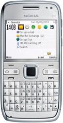 продам Nokia E72 Zircon White navi