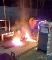 Точное литейное оборудование литья по газифицуирукемы моделям ЛГМ